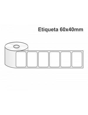 Etiqueta Térmica 60 x 40mm (10 Unid.)